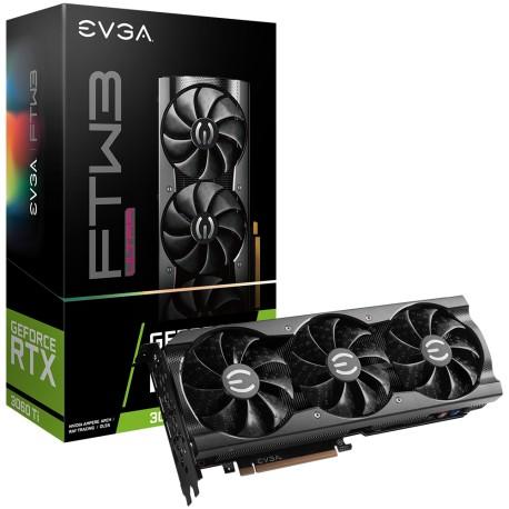 EVGA GeForce RTX 3060 TI FTW3 ULTRA GAMING