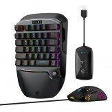 Teclado y Mouse GAMESIR VX2 AimSwitch