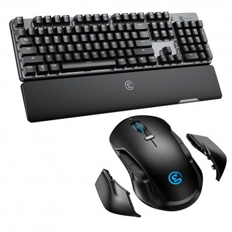 Pack GAMESIR: Teclado GK300 + Mouse GM300