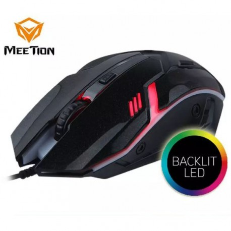 Mouse Gamer MEETION M371