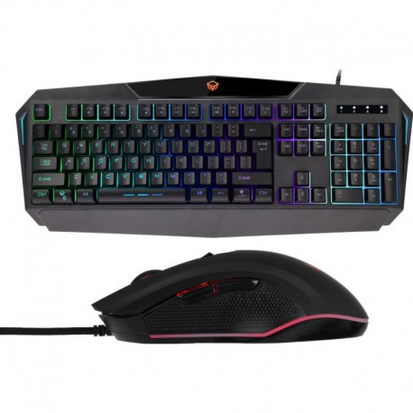 Pack Gamer Teclado + Mouse MEETION C510