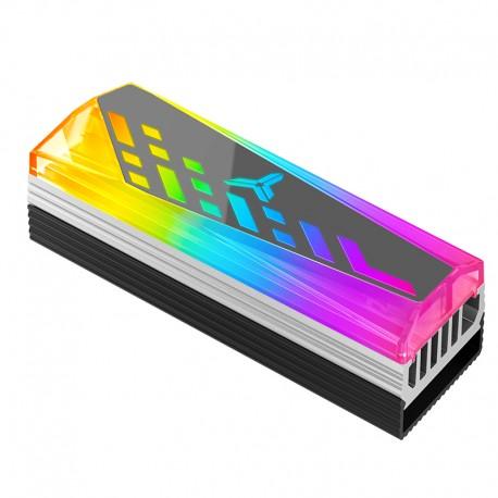 Disipador de Calor JONSBO M.2-4 ARGB para Discos M2