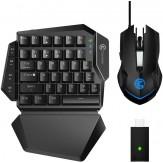 Teclado Mecánico + Mouse GAMESIR VX AimSwitch
