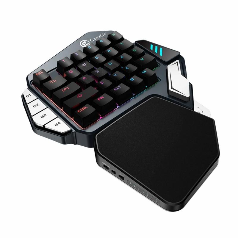 Teclado Mec‡nico para Juegos Gamesir Z1 Bluetooth